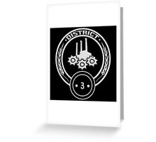 District 3 - Technology Greeting Card