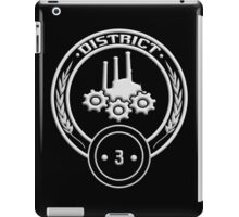 District 3 - Technology iPad Case/Skin