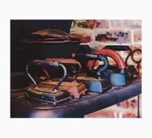 Old Fashioned Iron Kids Tee
