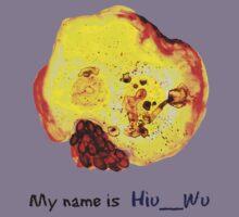 My name is Hiu__Wu Kids Tee