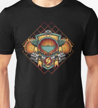 Samus crest Unisex T-Shirt