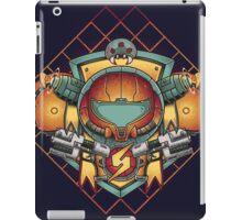 Samus crest iPad Case/Skin
