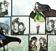 Fairy Tale Series: Magical Friendships. by LightsLocket