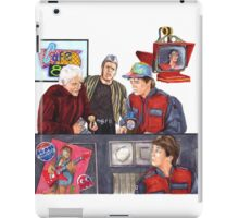 Hey McFly!?! Back to the Future II iPad Case/Skin