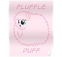 Fluffle Puff Poster