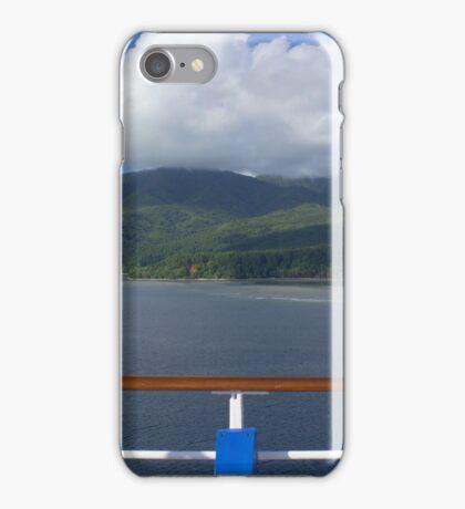 Anatom Island in the Summer iPhone Case/Skin
