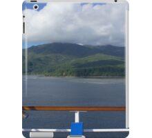 Anatom Island in the Summer iPad Case/Skin