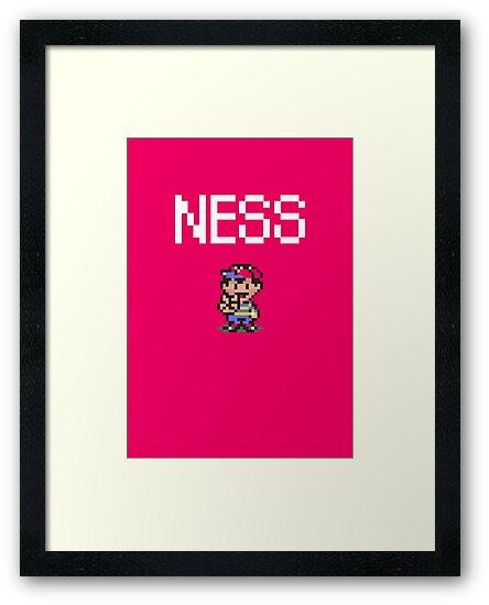 Ness by Studio Momo╰༼ ಠ益ಠ ༽