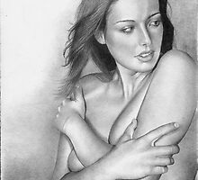 Study of a Woman I by David J. Vanderpool