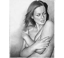 Study of a Woman I Photographic Print