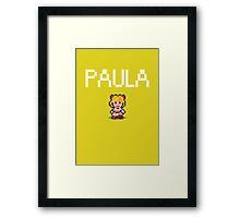 Paula Framed Print