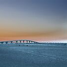 long port bridge by Tracy L. Connors