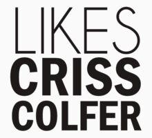 Likes CrissColfer by DareBearEfron