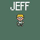 Jeff by Studio Momo╰༼ ಠ益ಠ ༽