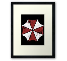 Fight against zombies! Framed Print