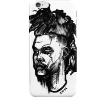 A Mohawk for The Weekend iPhone Case/Skin