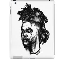 A Mohawk for The Weekend iPad Case/Skin