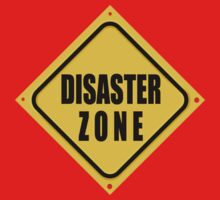DISASTER ZONE Kids Clothes
