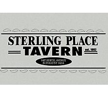 Sterling Place Tavern Photographic Print