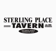 Sterling Place Tavern One Piece - Long Sleeve