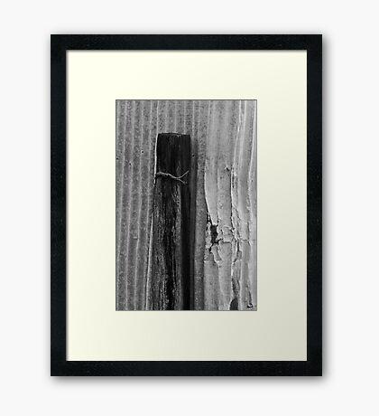 Textures #2 Framed Print