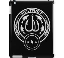 District 4 - Fishing iPad Case/Skin