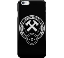 District 2 - Masonry iPhone Case/Skin