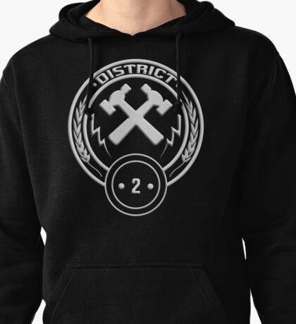 District 2 - Masonry Pullover Hoodie