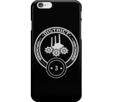 District 3 - Technology iPhone Case/Skin