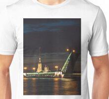 Evening Saint-Petersburg Unisex T-Shirt