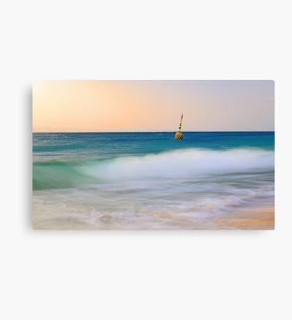 Cottesloe Beach Pylon - Western Australia  Canvas Print
