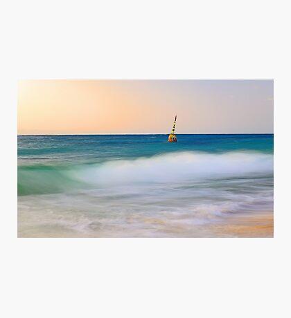 Cottesloe Beach Pylon - Western Australia  Photographic Print