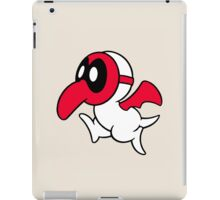 Tweeter iPad Case/Skin