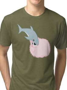 My New Friend Tri-blend T-Shirt