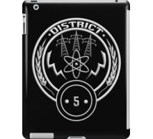 District 5 - Power iPad Case/Skin