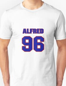 National football player Alfred Oglesby jersey 96 T-Shirt
