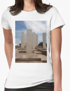 Mandurah War Memorial Womens Fitted T-Shirt