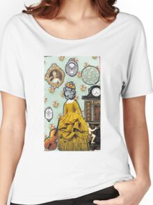 Colonial Dollhouse Women's Relaxed Fit T-Shirt