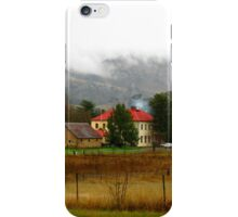 Town of Murrurundi, New South Wales iPhone Case/Skin