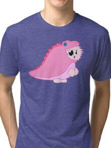 Fluffasaur Tri-blend T-Shirt