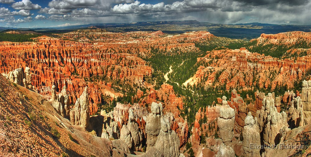 Bryce Canyon by LizzieMorrison
