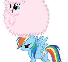 PFUDORainbow Dash by Fluffle-Puff