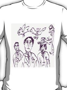 Look Round Every Corner T-Shirt