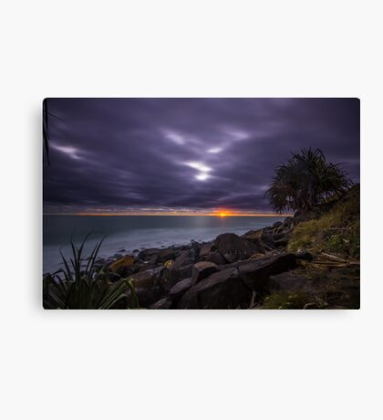 A Glimmer Of Hope... Canvas Print