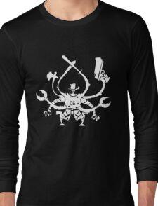 Killbot 06 - The Bot WIth No Name Long Sleeve T-Shirt