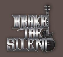 Brake The Silent Metal T-Shirt