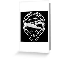 District 6 - Transportation Greeting Card