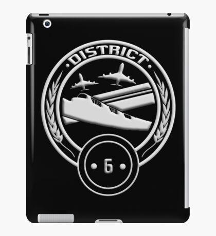 District 6 - Transportation iPad Case/Skin
