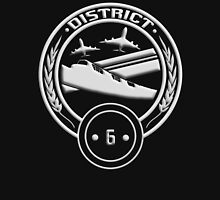 District 6 - Transportation Hoodie