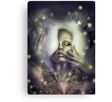 Firefly Queen Canvas Print